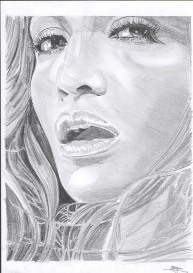 Jennifer Lopez by orelyw